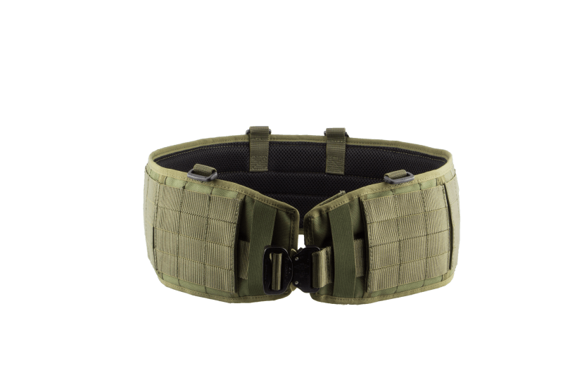 Army Combat Military Molle Travel Utility Surplus Webbing Belt Bag Pouch Desert Cayote