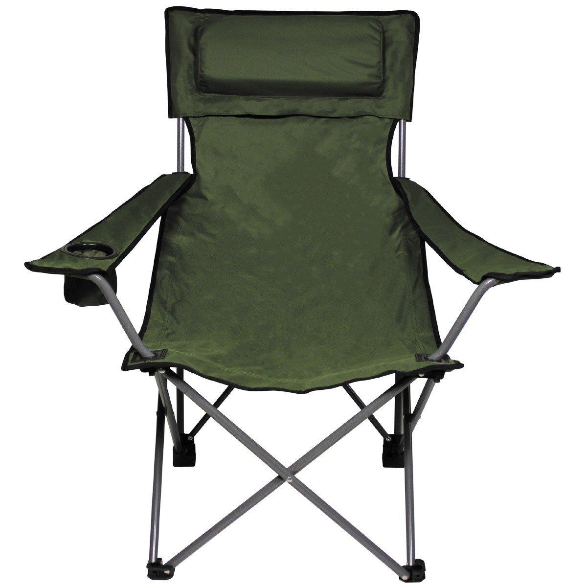 Folding Chair De Lux Green