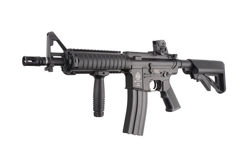 Replica ICS-127 R I S  Crane Stock Assault Rifle Replica   Airsoft