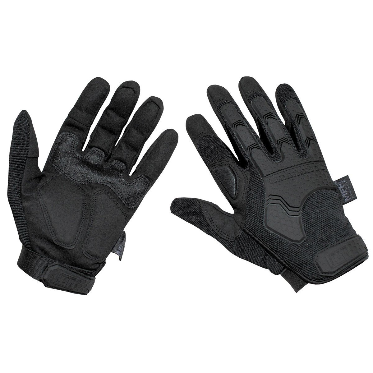 Viper Tactical Gloves Leather Padded Security Gloves Military Police