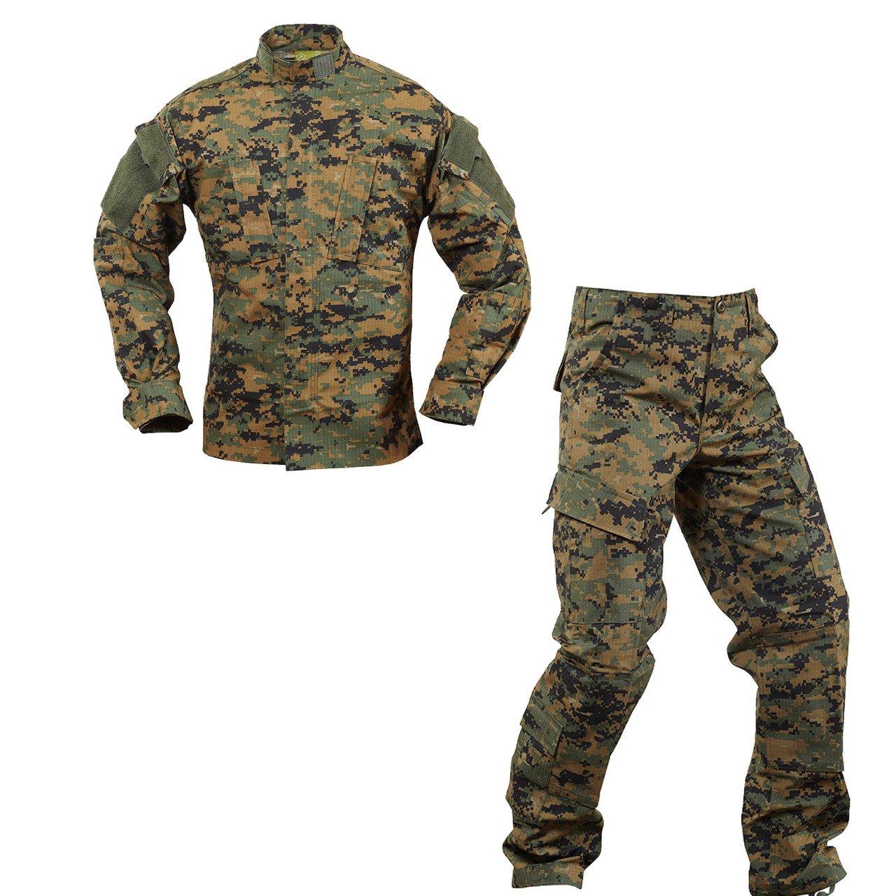 Tactical uniform ACU - Pentagon - Digital Woodland