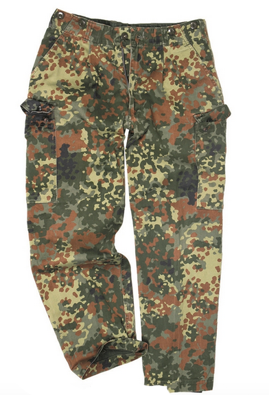 German Flectar Field Pants Used