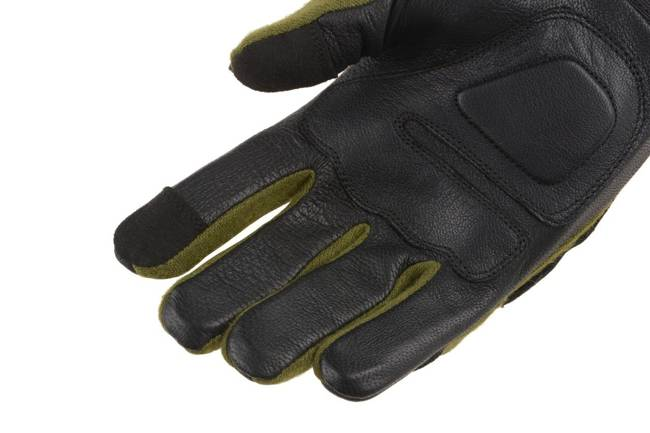 Armored Claw Smart Flex Tactical Gloves - Olive