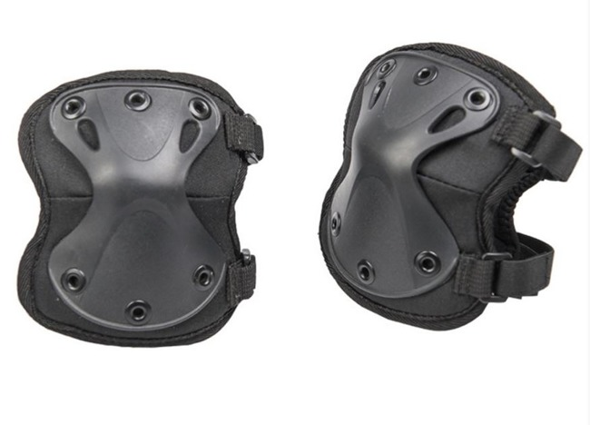 Black PROTECT KNEEPADS