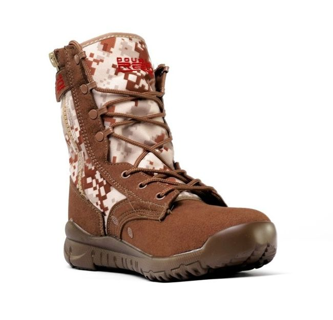 Boots Digital Brown Red Desert