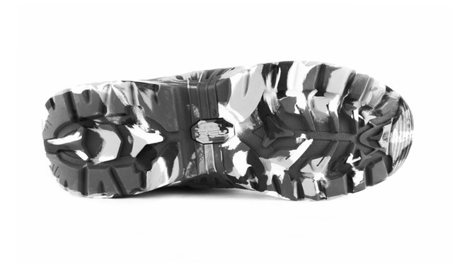 Boots Red - B&W CAMO Low Range