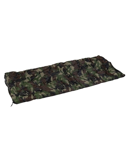 CAMO BLANKET SLEEPING BAG ′SEDCO′ MASKAC
