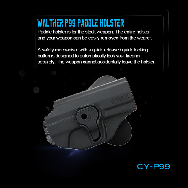 CY-P99 Walther P99 Holster