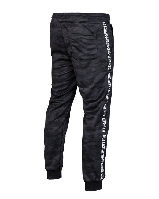 DARK CAMO TRAINING PANTS MIL-TEC®