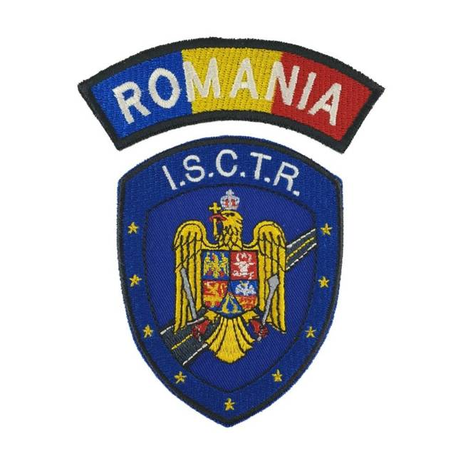 Emblems Embroidered ISCTR