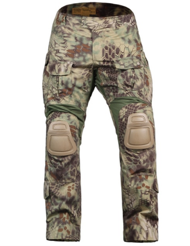 G3 COMBAT PANTS - ADVANCED VERSION 2017 - MANDRAKE