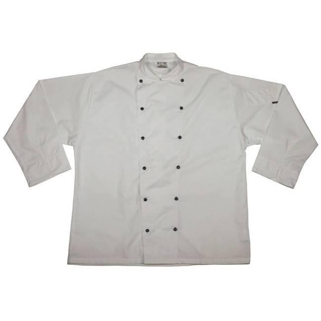 GB CHEF'S JACKET - WHITE - LIKE NEW