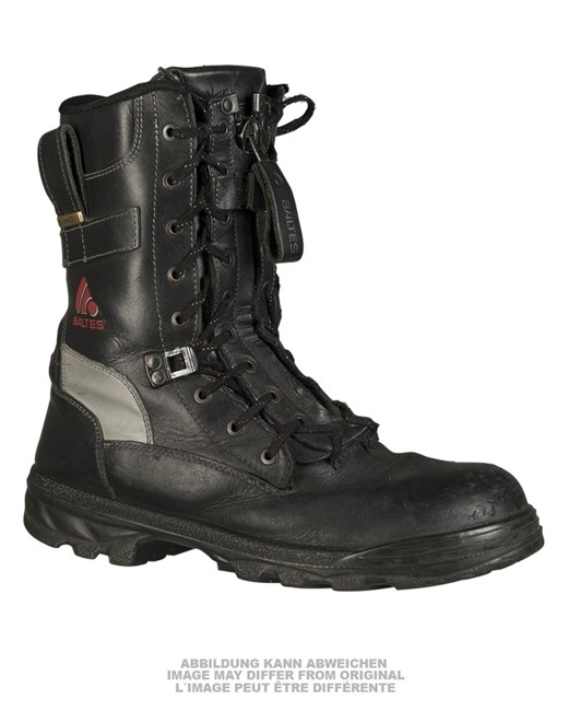 GERMAN BALTES® FIREBRIGADE BOOTS USED