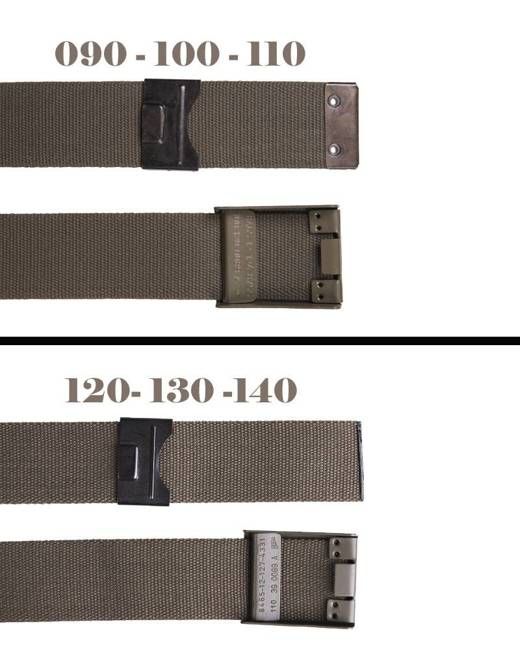 GERMAN GENUINE OD COMBAT BELT