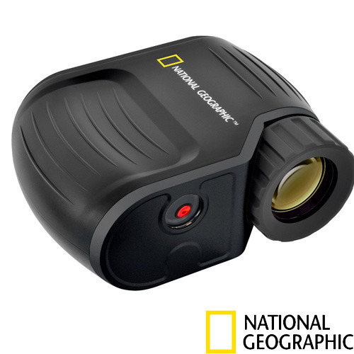 Monocular night vision with National Geographic 3x25 LCD screen