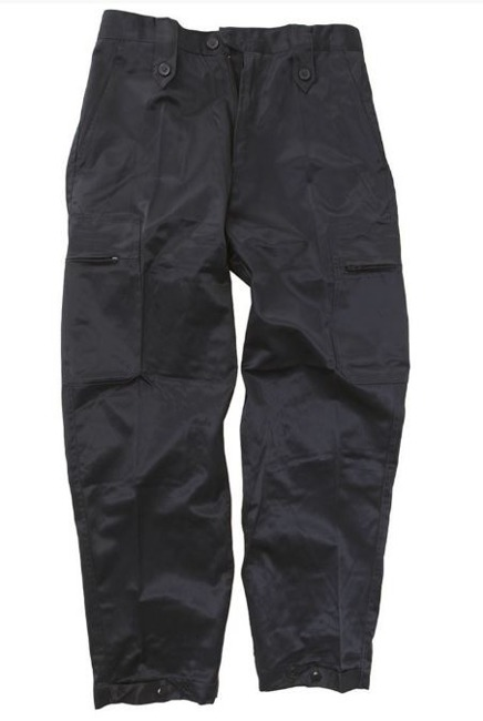 NAVY SECURITY PANTS