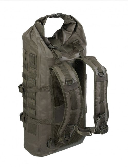 OD TACTICAL BACKPACK SEALS DRY-BAG