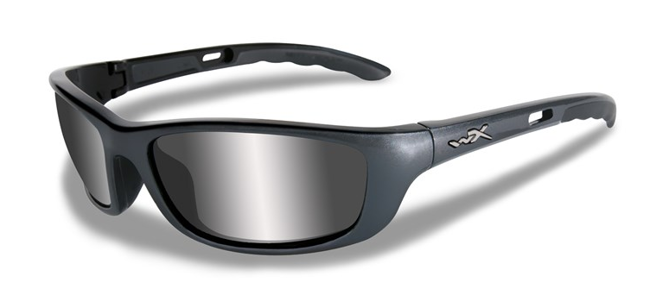 P-17 GREY SILVER FLASH/GUNMETAL GREY FRAME