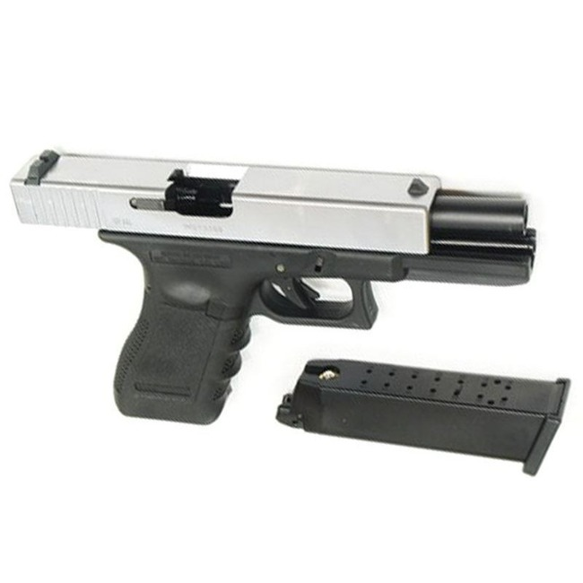 Replica WE 17 Series Gen 4 GBBP (Silver)