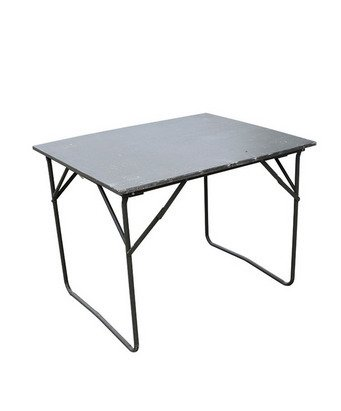 SWISS FOLDING TABLE USED