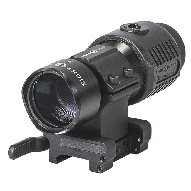 Scope 3x Tactical Magnifier