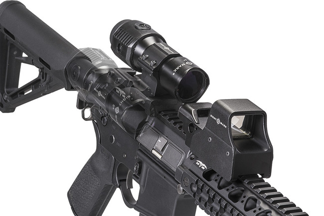 Scope 5x Tactical Magnifier