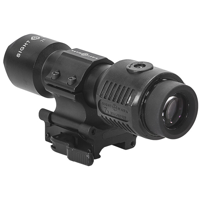 Scope 7x Tactical Magnifier