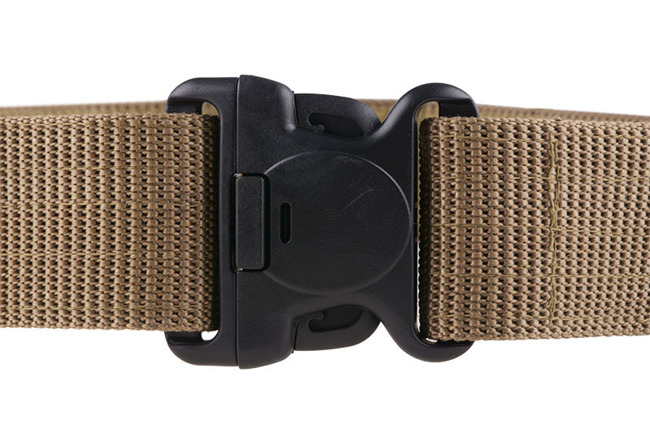 Tactical belt - tan