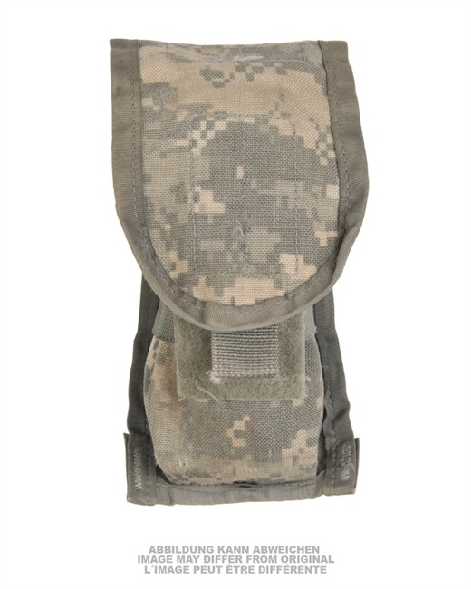 US AT-DIGITAL M/4 MAGAZINE POUCH USED