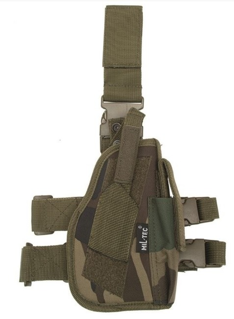 Woodland LOW RIDE HOLSTER RIGHT