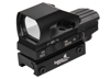 Red & Green dot Reflex Sight 4 Reticles