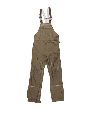 CZECH OD DUNGAREES USED