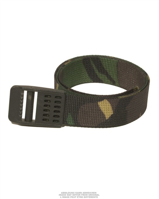 DUTCH CAMO 85CM TEXTILE STRAP USED