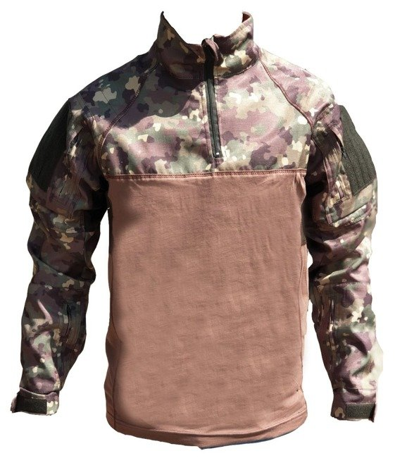 Romanian Army Combat Shirt - Terestrial Forces