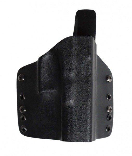 Toc pistol KYDEX OWB Belt Holster Pancake Dual Clip CZ P07
