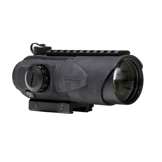 Luneta Wolfhound 6x44 LR-308 Prismatic Weapon Sight