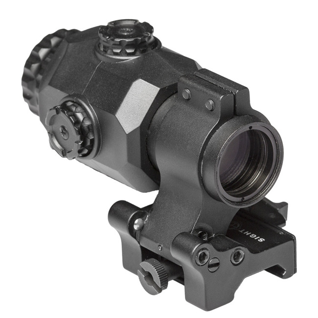 Luneta XT-3 Tactical Magnifier LQD Flip Side Mount