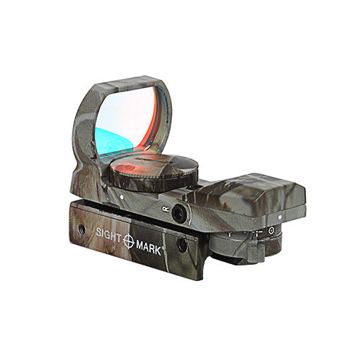 Red dot Sure Shot Reflex Sight Camo Box