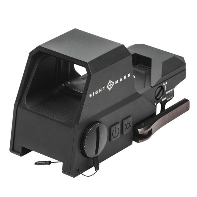 Red dot Ultra Shot R-Spec Reflex Sight